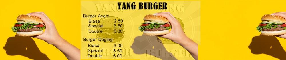 Yang Burger