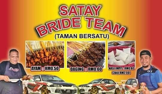 Satay Bridge Team